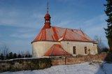 Kostel sv.Václava v Samšině
